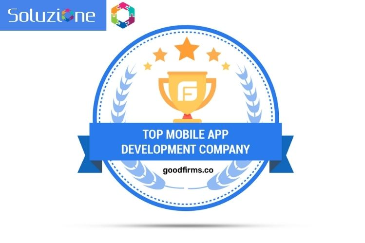 GoodFirms - Awards Soluzione Inc Most prominent IT Company
